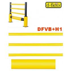 """Belki poziome DFVB+H1 / bariera odbojowa transportowa """"Echo"""""""