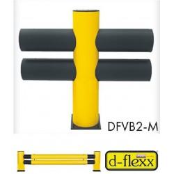 Słupek środkowy DFVB2-M / bariera odbojowa transportowa