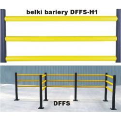 Bariery DFFS - belki poziome