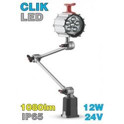 Lampa maszynowa CLIK LED 24V