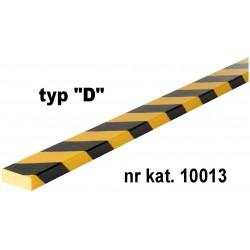 Profil elastyczny liniowy typ D/1000