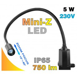 "Lampa stanowiskowa Mini-Z led 5W ""F700"" 230V"