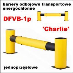 """Bariera odbojowa z kołnierzem DFVB-1p """"Charlie"""""""