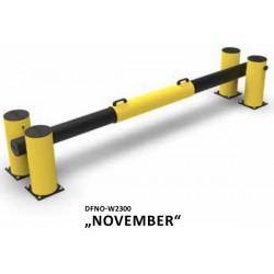 """Brama elastyczna """"November"""""""