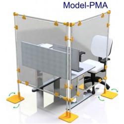 Przegroda ochronna stanowiskowa PMA