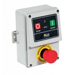 Niskonapięciowy wyłacznik bezpieczeństwa 24V 14BT-BOX 3HP - 2,2KW, 5.5A