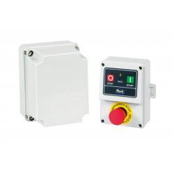 Niskonapięciowy 24V wyłącznik bezpieczeństwa do maszyn i urządzeń - 10HP (7,5KW) 16,5A