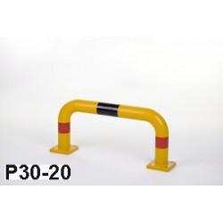 Barierka odbojowa Rambowl 350x750