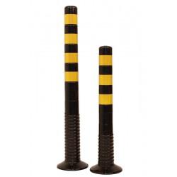 Słupki elastyczne / uchylne FP* - czarne