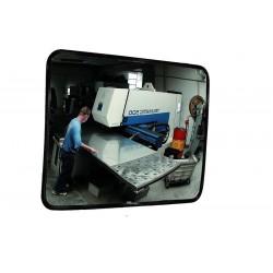 Lustro przemysłowe obserwacyjne EC-RS 60x80cm