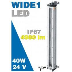 Lampy - oprawy przemysłowe