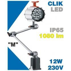 Lampy maszynowe - oprawy led
