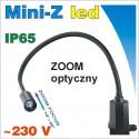 lampy stanowiskowe Mini-Z 230V