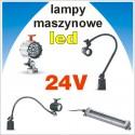 Lampy stanowiskowe - 24V