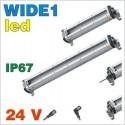 Lampy obrabiarkowe WIDE1 - 24V