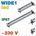 Lampy stanowiskowe WIDE1-230V